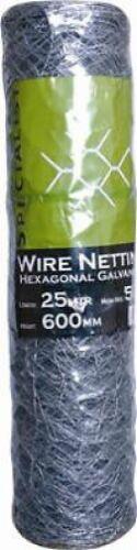 5m 10m 25m Galvanised Chicken Wire Netting Aviary 600 900 1200mm 13 25 50mm