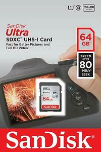 SanDisk-Ultra-64GB-SDXC-SD-Memory-Card-Class-10-UHS-I-80MB-s-Camera-Tablet