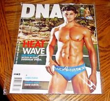DNA Magazine #143 NICK BRACKS Swimwear Chris Evans Darren Hayes David Guetta