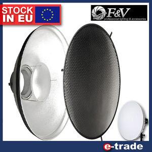 Pro-70cm-27-034-Studio-Beauty-Dish-Bowens-Mount-Honeycomb-Grid-Diffuser-Sock