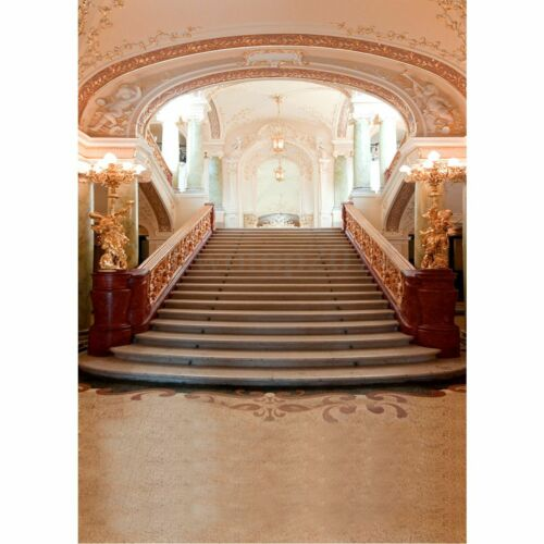 5x7FT Gorgeous Palace Photography Backdrop Vinyl Photo Studio Props Background