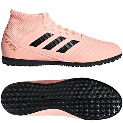 adidas Predator 18.3 Tango TF Turf 2018 Soccer Shoes Kids - Youth Spectral Pink | eBay