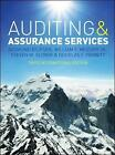Auditing and Assurance Services: WITH ACL Software CD by Douglas F. Prawitt, William F. Messier, Steven M. Glover, Aasmund Eilifsen (Mixed media product, 2013)