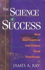 The Science of Success: How To Attract Prosperity and Create Harmonic-ExLibrary