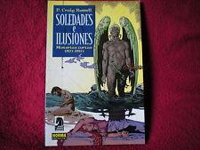Libro comic Soledades e Ilusiones P.CRAIG RUSSELL Norma ESPAÑOL