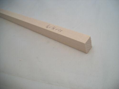 "3//4  x 1  x 24/"" Model Lumber basswood architect timber 1pc craft MW"