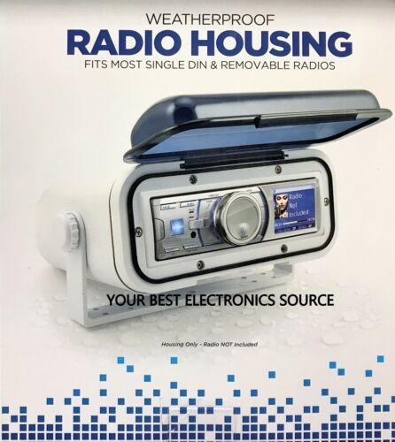 Single DIN NEW Metra 99-9006 Marine Radio Housing Universal