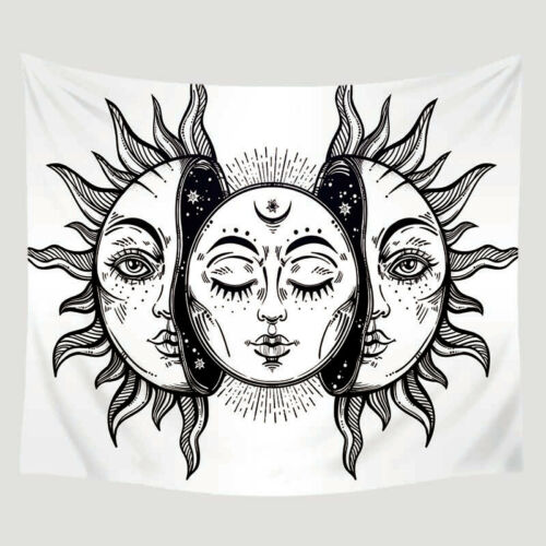 Indian Hand Printed Mandala Tapestry Wall Hangings Hone Decor Blanket Europe Pad