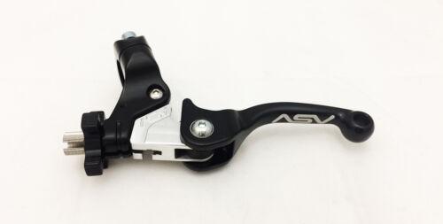 Brake Levers Suzuki ASV Unbreakable F3 Shorty Black Pair Pack Folding Clutch