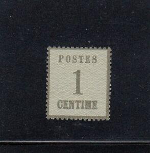 NDP-Elsass-Lothringen-MiNr-1c-postfrisch