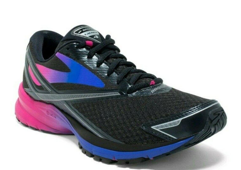 SUPER SPECIALT  Brooks Launch 4 kvinnor springaning skor (B) (B) (B) (066)  många medgivanden