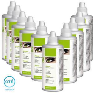 100ml 360ml FleißIg Kontaktlinsen Pflegemittel 60ml Reiseset All In One Lösungen SpäTester Style-Online-Verkauf Von 2019 50%