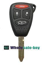 Replacement for Chrysler 2005-07 300 2007-09 Aspen Remote Car Key Fob Kobdt04a
