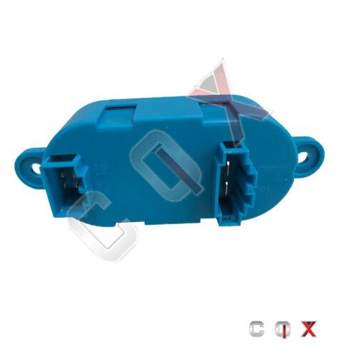 2002-2007 VW Touareg 7 L heater blower fan Résistance Numéro pièce 7L0907521
