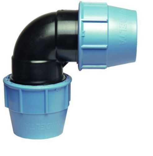 Irrigation Compression Elbow Fitting 20mm