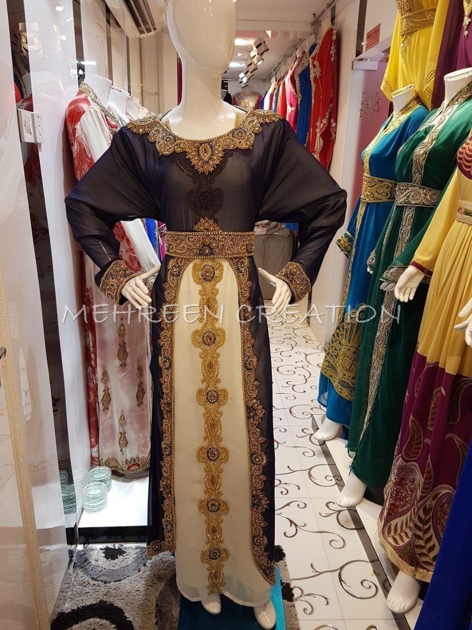 BUY UPPBYGG DUBAI modeRN ARABIC KAFTAN Kläder till lägsta pris för KVINNOR 4994A
