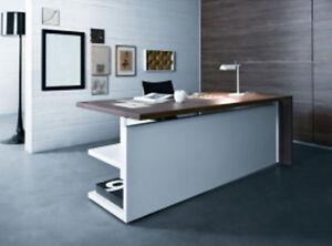 Ufficio Legno Hotel : Scrivania legno direzionale elegance ufficio hotel albergo libreria