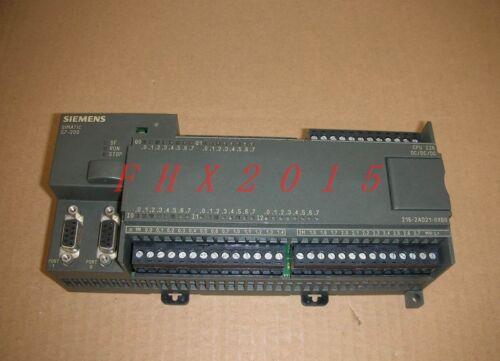 ONE USED Siemens 6ES7216-2AD21-0XB0 6ES72162AD210XB0 Tested