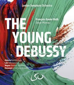 London-Symphony-Orchestra-Francois-xavier-Roth-E-The-Young-Debussy-NEW-DVD