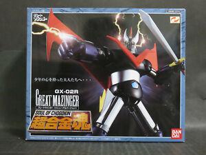 Renewal Version Bandai Soul of Chogokin GX-02R Great Mazinger FROM JAPAN