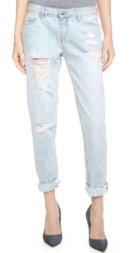 Iro Ripped Keazan Boyfriend Jeans 26 $244
