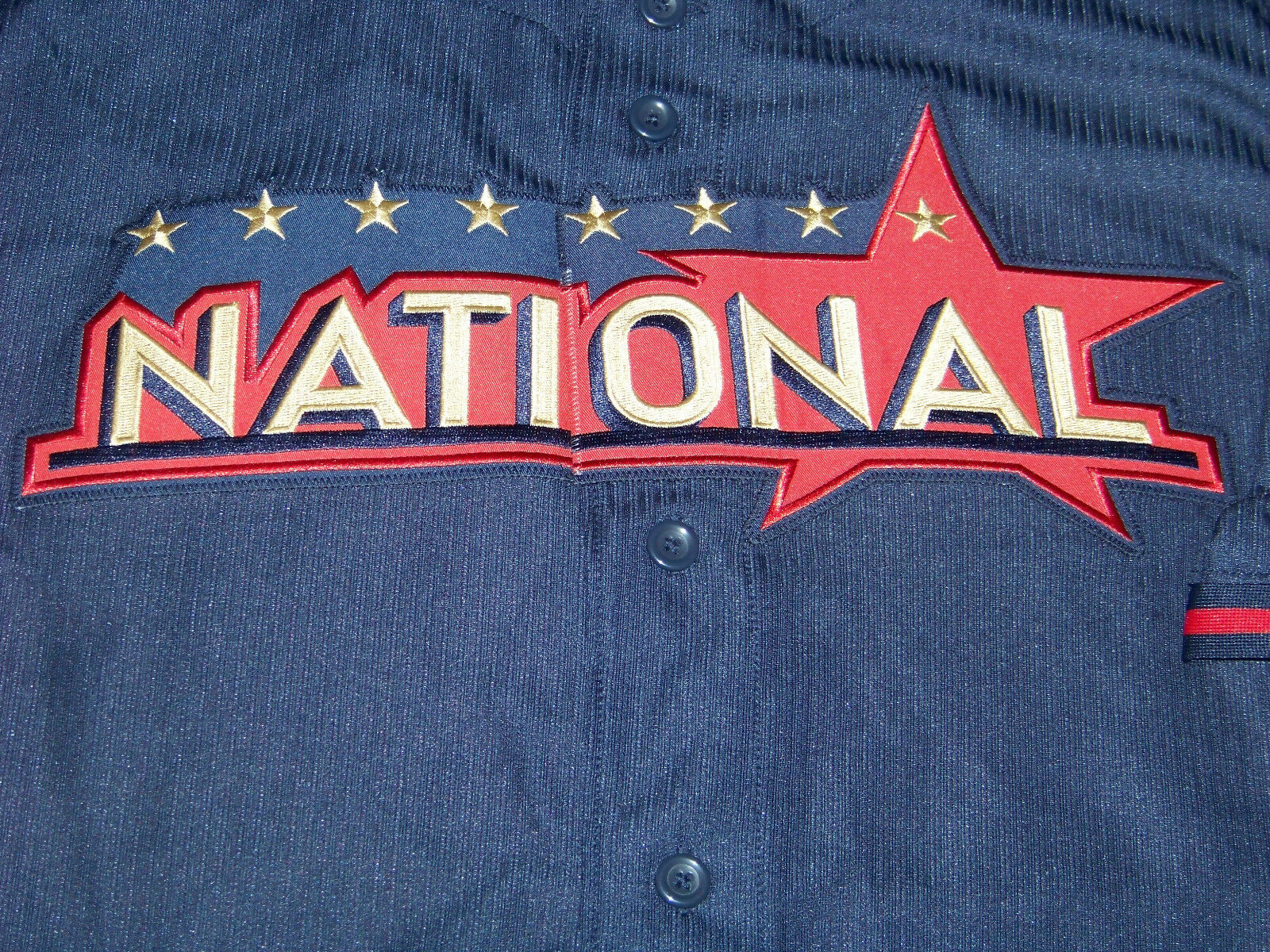 Majestic CoolBase Men's 2014 All Star Game National League Baseball Jersey