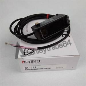 Details about New 1PCS Keyence Contact type Sensor GT-72A