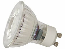 LED 7W Spot GU10 230V 110° Leuchtmittel matt warmweiß 3000K Strahler 540lm