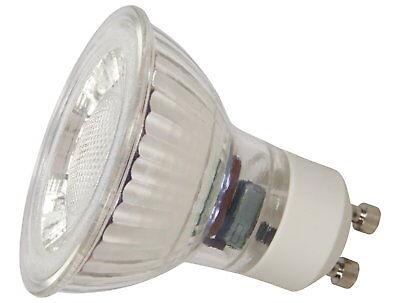 LED Leuchtmittel Fassung GU10 Reflektor 3000K warmweiß 260lm