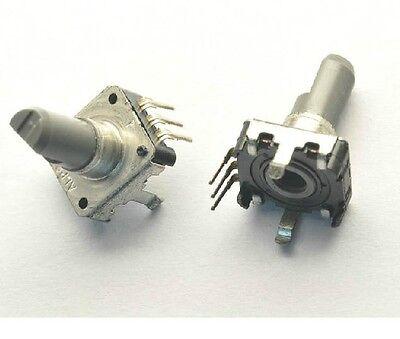 10pcs Ec12 e12 audio encoder 360 deg . rotary encoder lotus 15mm