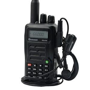 Wouxun-KG-818-4M-66-88MHz-5W-CTCSS-DCS-Walkie-Talkie-PMR-Funkgeraet-Handfunkgeraet