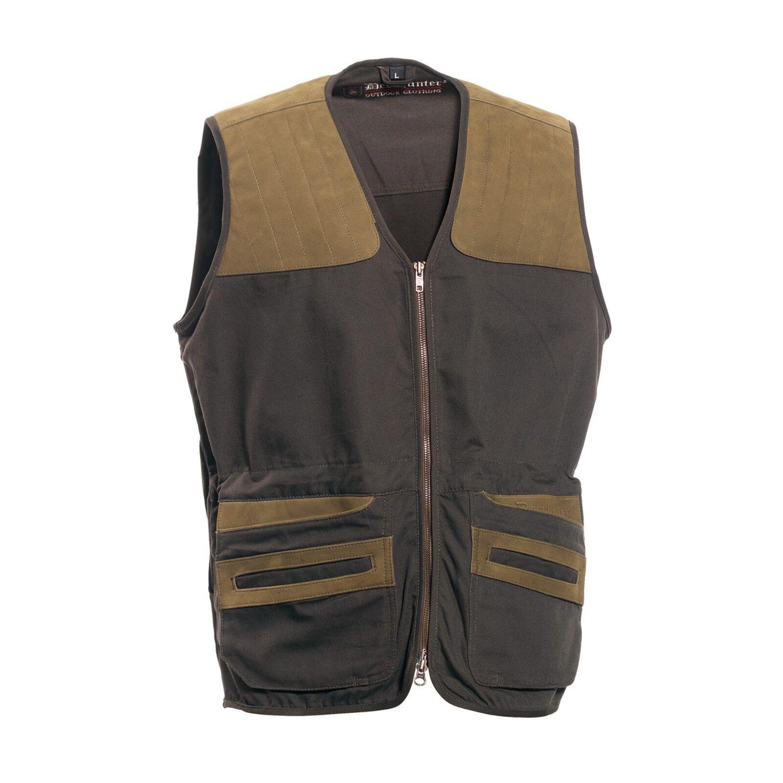 Deerhunter Monteria Hunting Shooting Vest Super Special Savings offer 50%