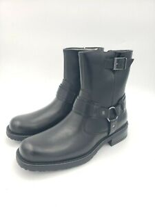 KENNETH-COLE-Unlisted-Men-039-s-Slightly-Off-Harness-Boot-Size-8M-452