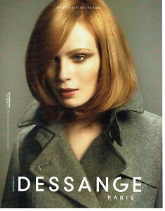 Publicite Advertising 028 2009 Salon De Coiffure Jacques Dessange
