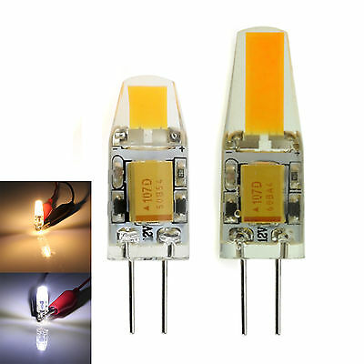 G4 LED AC/DC 12V COB Light 3W 6W Non-Dimmable  High Quality Lamp Bulb Wholesale