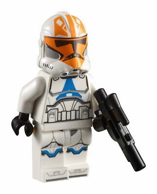Ahsoka's 332nd Company Clone Trooper w// blaster 75283 Star Wars LEGO Minifigure