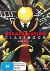 Assassination Classroom : Part 2 : Eps 12-22 (DVD, 2016, 2-Disc Set)