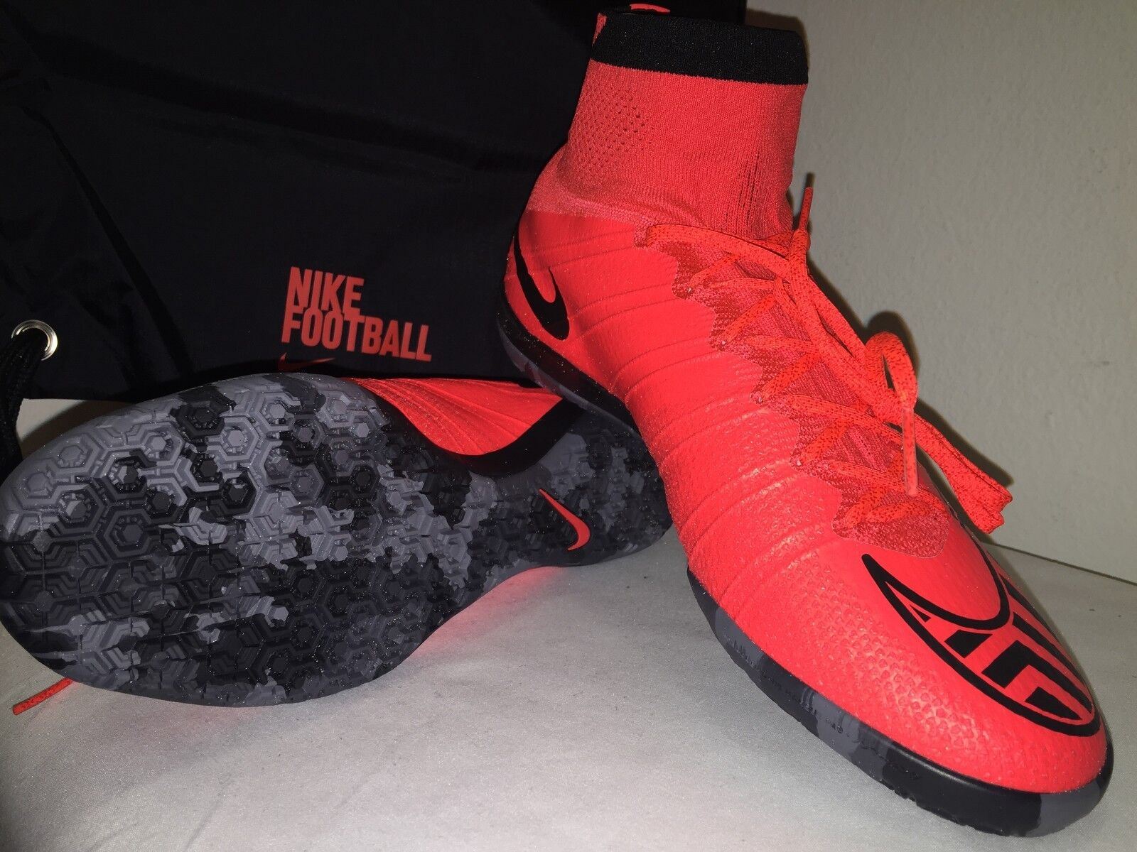 Nike Mercurial Superfly X Proximo Street Ic Indoor Soccer Shoes Size 10 Ebay