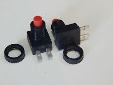 Judco J 188 2 Push Switch Normally Open Spst Momentary Lot Of 2 Switches