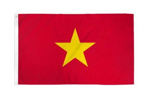 3x5 Vietnam Flag Country Banner New Indoor Outdoor