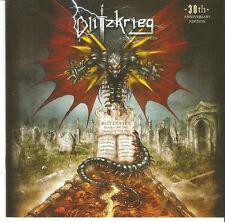 Blitzkrieg - A Time Of Changes ( CD) 30th Anniversary Edition. 2015 . Metallica