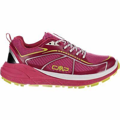 Delizioso Cmp Scarpe Da Corsa Scarpe Sportive Nashira Maxi Wmn Trail Shoe Rosa Tinta Mesh- Originale Al 100%