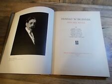 """Arnold W. Brunner and His Work"" RARE 1926 with 5 color plates & 80 B&W plates"