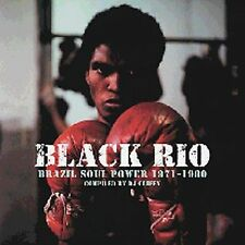 Black Rio: Brazil Soul Power 1971-1980 by Black Rio CD Jorge Ben, Copa 7, & more