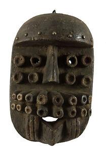 Maschera Abbiamo Piccolo - Côte D' Ivoire-6326-G1