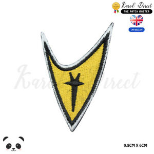 Star-Trek-Super-Hero-Movie-Embroidered-Iron-On-Sew-On-Patch-Badge