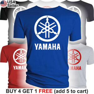 Yamaha-Factory-Racing-T-Shirt-Banshee-Raptor-YZ-80-85-125-250-450-R1-R6-FZR-Team