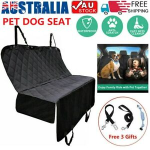 Premium-Pet-Car-Seat-Cover-Hammock-NonSlip-Protector-Mat-Waterproof-Cat-Dog-Back