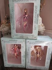 Jessica Galbreth Gemstone Fairy figurine ornaments Amethyst, Garnet & Amber