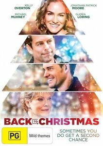 Back-To-Christmas-DVD-NEW-Region-4-Australia